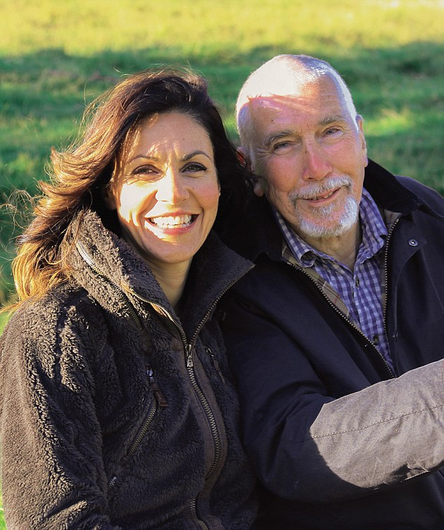 Julia has three children with her husband gerard cunningham, who she has been married to since 2000. 'We all need to walk the walk': Julia Bradbury on why