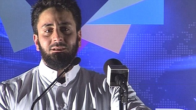 British Islamic speaker Hamza Tzortzis, who has previously defended child marriage, is one of 12 speakers who will address the United Muslims of Australia Quest for Success conference in Sydney in May