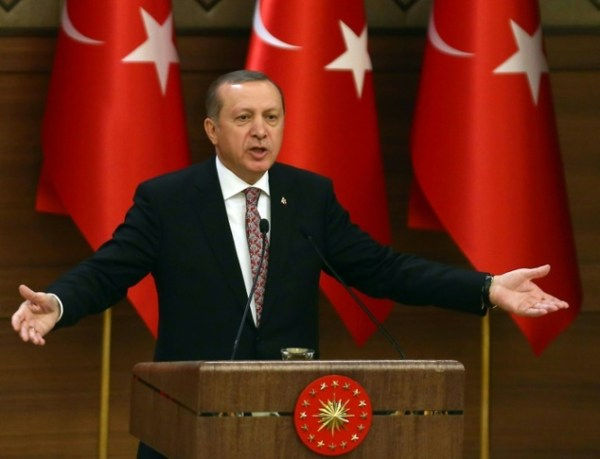 Erdogan vows no let-up in strikes on Syrian Kurdish ...
