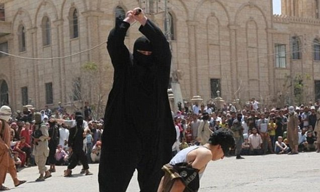 ISIS Execute Ayham Hussein After Hes Caught Listening To