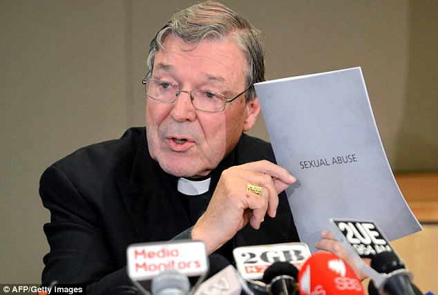 Cardinal Pelli s due to give evidence to the Royal Commission into Institutional Responses to Child Sex Abuse in just over one week
