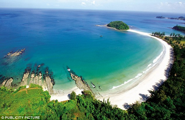 The Foreign Office raised the threat level for the idyllic islands off the coast of the eastern Sabah state (file photo of Kudat) from general to high