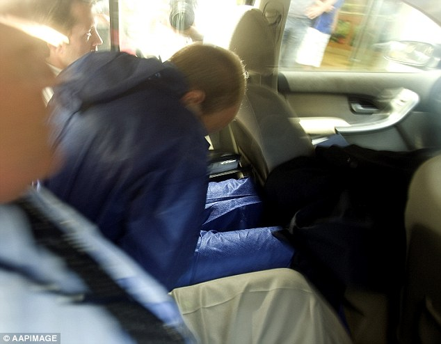 Ms Spiteri gave evidence in court in 2011 saying the incident still saddened her