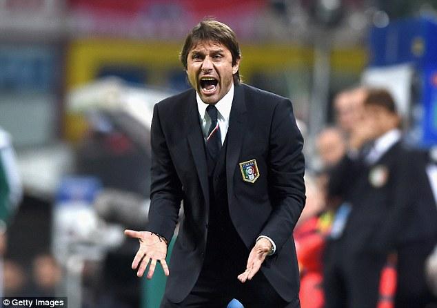 Image result for Antonio Conte IS PICTURE