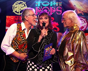 Finale: Dave Lee Travis, Janice Long and Savile