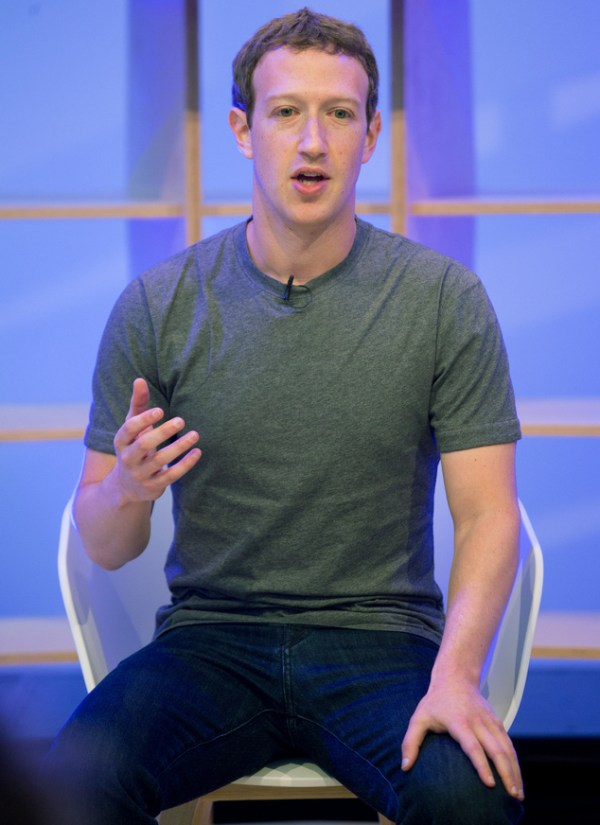 Zuckerberg: no place for hate speech on Facebook   Daily ...