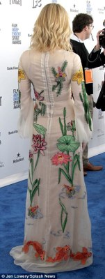 Cate Blanchett's Vintage Style At The Independent Spirit Awards {photos}