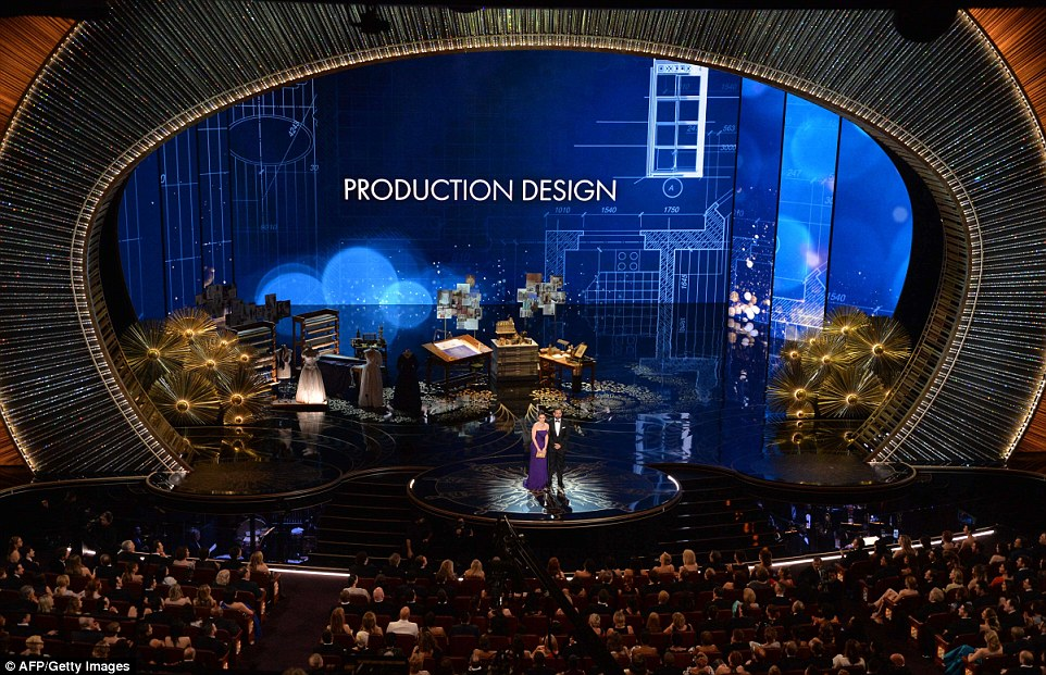 Bastante a produção: Celebridades se reuniram no Dolby Theater para brindar mais um ano em filmes como eles foram homenageados pela Academia de Artes e Ciências Cinematográficas