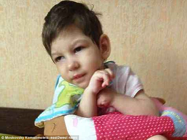 The child, who has been identified as Nastya M, whose nannyGyulchehra Bobokulova is thought to have killed her