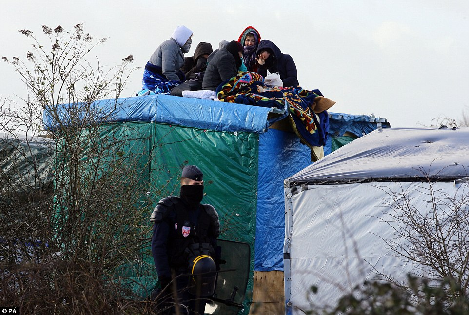 Calais has lived with migrants in its midst for years, but the current camp on the city's edge sprang up around a day centre opened last April by the state - and has grown explosively