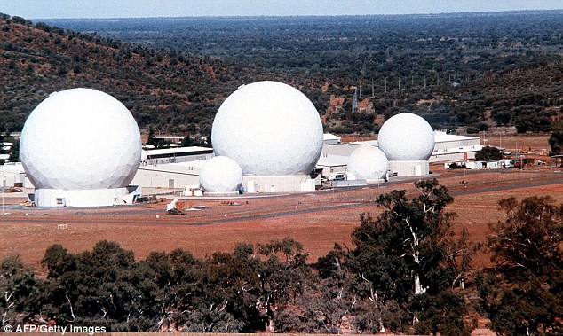 Image result for pine gap – australia