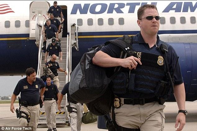 Weapon Secret Service Agent