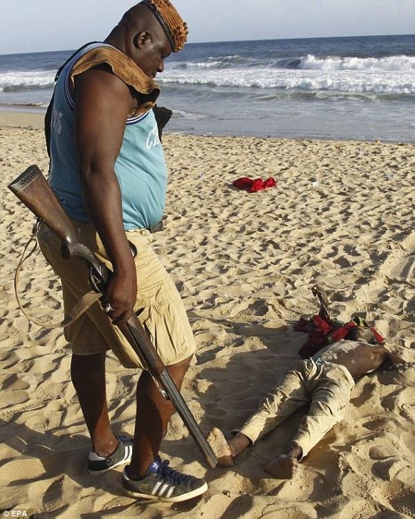 Ivory Coast shooting witness tells how Al Qaeda terrorists ...
