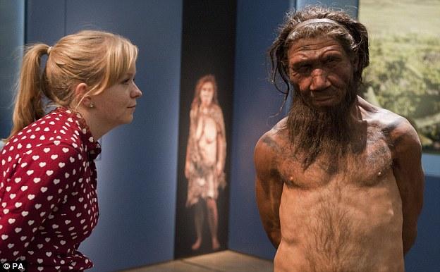 Image result for neanderthal men women