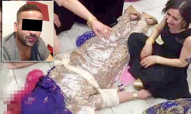 Murder over a marriage: Kurdish woman is shot dead at a wedding in Germany after refusing