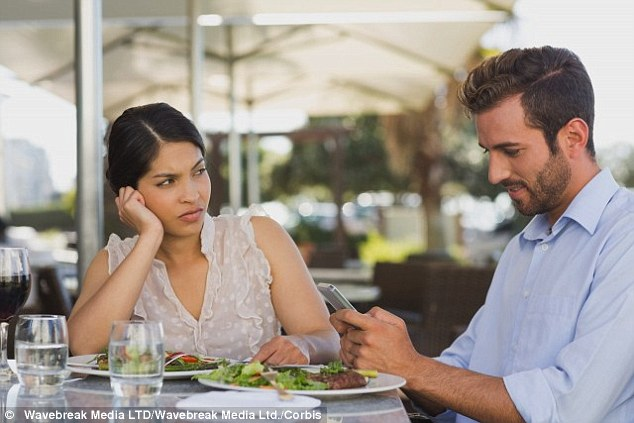 Image result for people checking mobile
