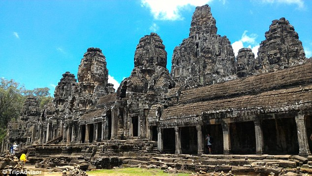 Of the top ten best rated world destinations, Siem Reap, in fourth spot, offers the cheapest hotel value