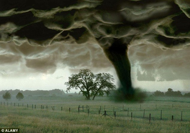 Experts recommend that you listen to radio updates on the weather and safe zones in the event of a hurricane or tornado
