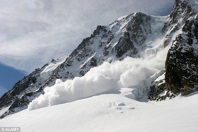 A beacon that transmits radio signals is essential if travelling to an area known for its avalanches