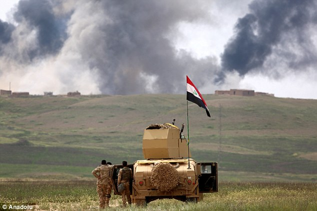 In Iraq, authorities have launched Operation Conquest to retake the northern city of Mosul from ISIS