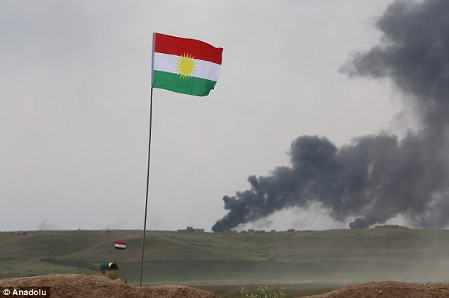 Mosul lies 225 north west of the Iraqi capital of Baghdad and is major strategic point for control of the country