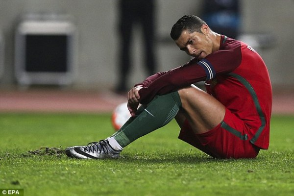 Portugal 0-1 Bulgaria: Cristiano Ronaldo misses penalty as ...
