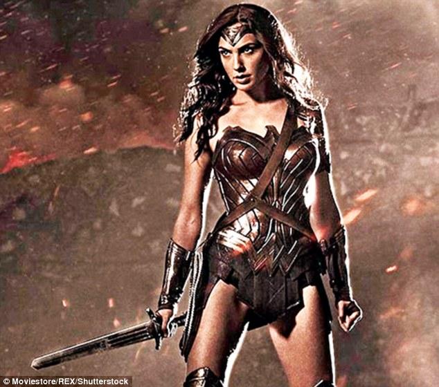 A Different Look Gal Gadot Plays The Super Heroine In Batman V Superman Dawn