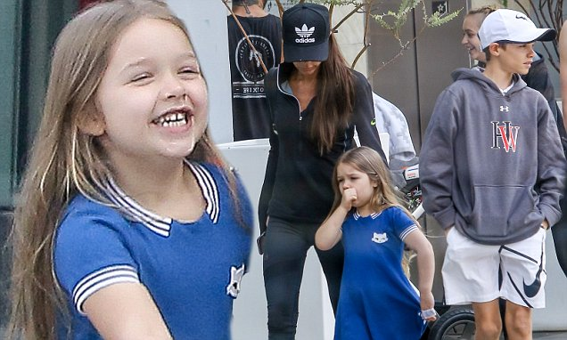 Image result for harper beckham