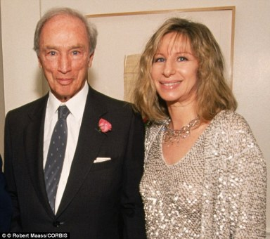 Image result for streisand and trudeau