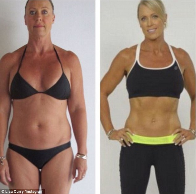 Lisa Curry Shows Off Dramatic Weight Loss And VERY Fit