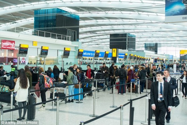 London Heathrow named sixth busiest airport in the world ...