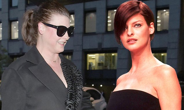 Linda Evangelista Looks Almost Unrecognisable Daily Mail
