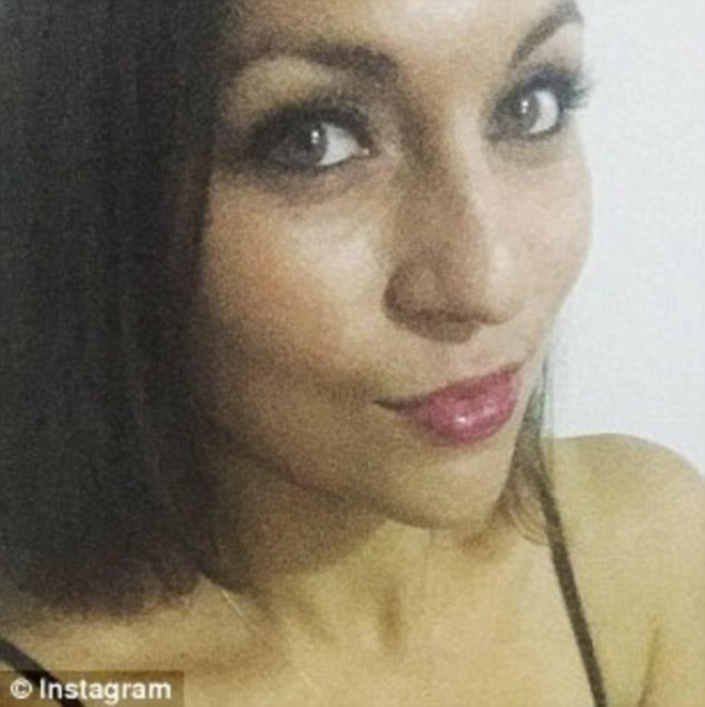Peruvian selfie queen Rose Chacón (pictured) took the girl Adrianna, 5, back to her native Peru from America claiming her husband had 'inappropriately touched' their daughter, but he reportedly hired a CARI commando for $280,00 to recover the girl