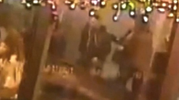 Video shows mother get acid thrown in her face | Daily ...