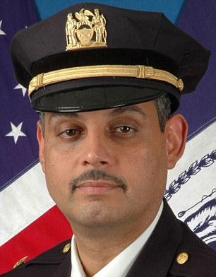 Deputy Chief David Colon