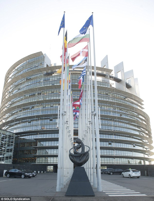 MEPs are entitled to a £3,500 a month bloc grant which is classed as 'general expenses' without receipts