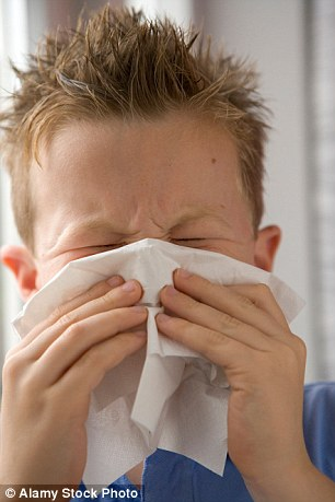 Grass pollen becomes a problem in May and peaks in mid June [file photo]