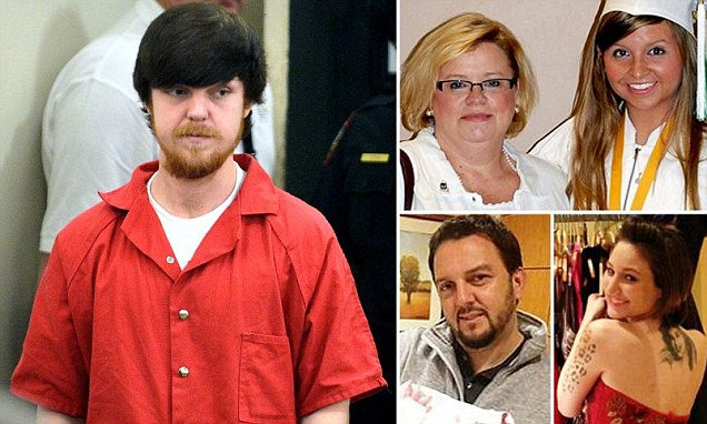 'You're not getting out of jail today!' Judge orders Affluenza teen Ethan Couch, who