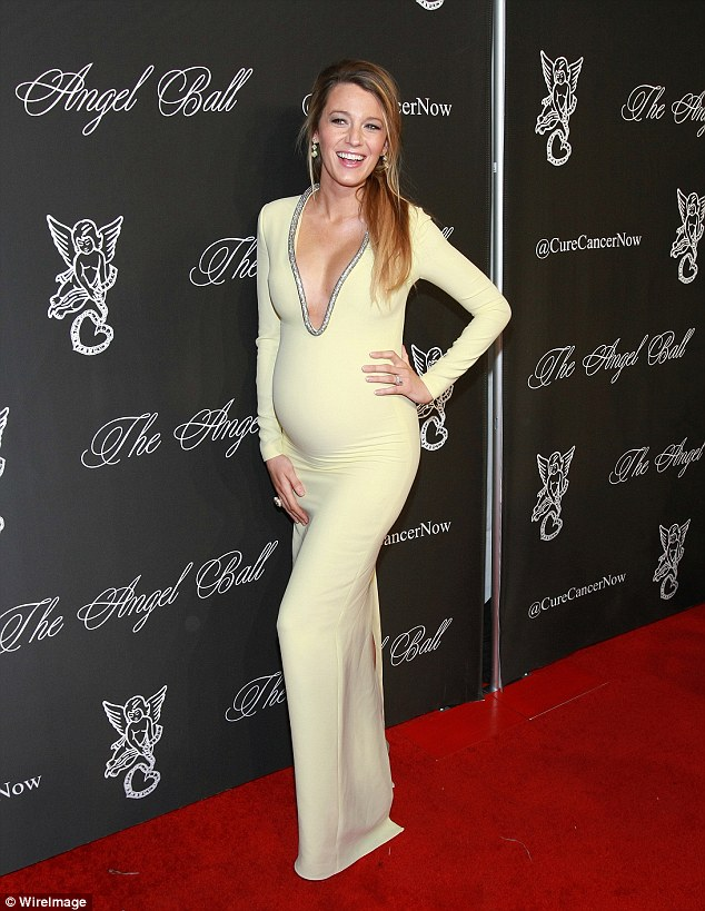Blake Lively Is Pregnant With Her Second Child With