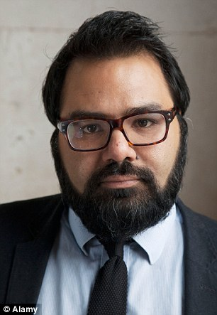 Shiraz Maher, a researcher at King's College London, wrote on Facebook that he does not 'regard Ahmadis as Muslims'