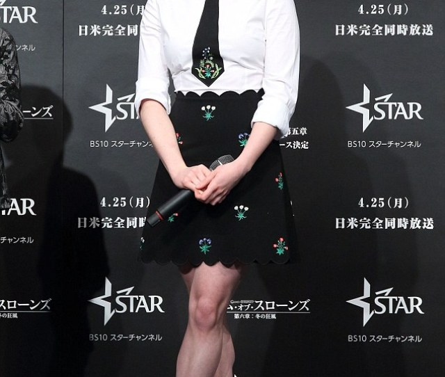 Leading Lady Maisie Williams Has Credited Her Unusual Yet Striking Looks For Her Success In