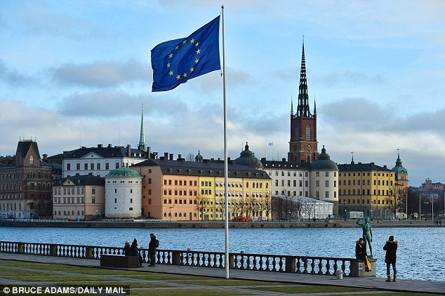 Sweden has the second highest number of ISIS fighters per capita in the European Union with 300 people having left the country to fight for the terrorist group in Iraq and Syria since 2013