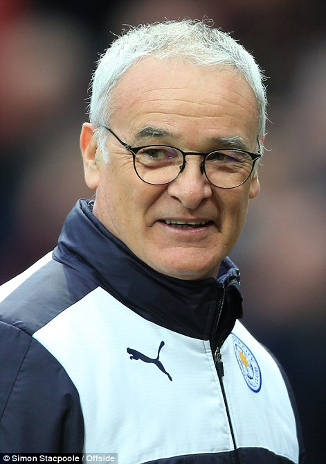 Manager Claudio Ranieri made his players an offer in September: if they could get through their next game without giving away a goal he would take them all out to Leicester's Peter Pizzeria
