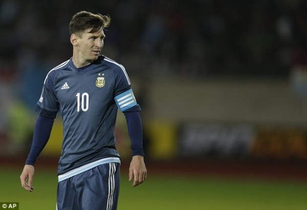 Lionel Messi 'agreed to Rio Olympic Games 2016 snub' with ...