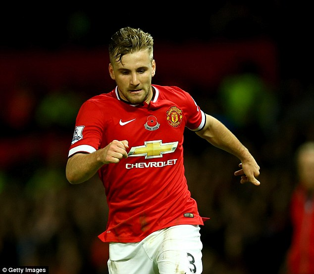 Shaw, who has not played since September because of injury, said it was his pleasure to help out