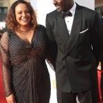 Idris Elba & Naiyana Garth Spotted Together At The 2016 BAFTAs