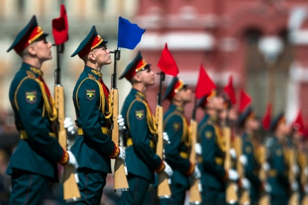 On Victory Day, Putin calls for non-bloc security | Daily ...