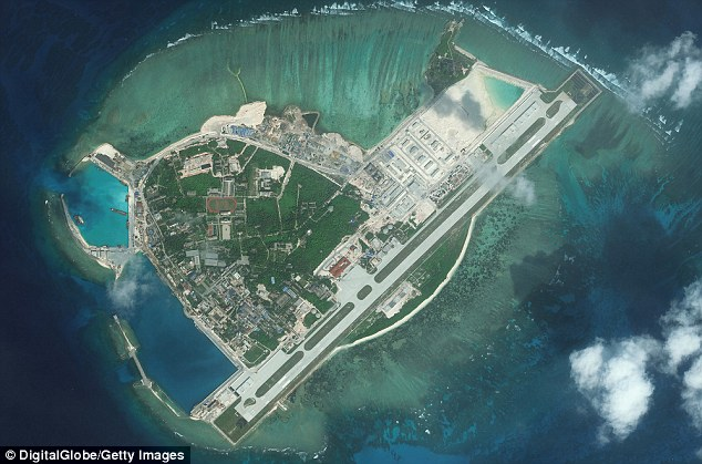 China has deployed anti-aircraft missiles to Woody Island, in the South China Sea as it continues on with its strategic aggression