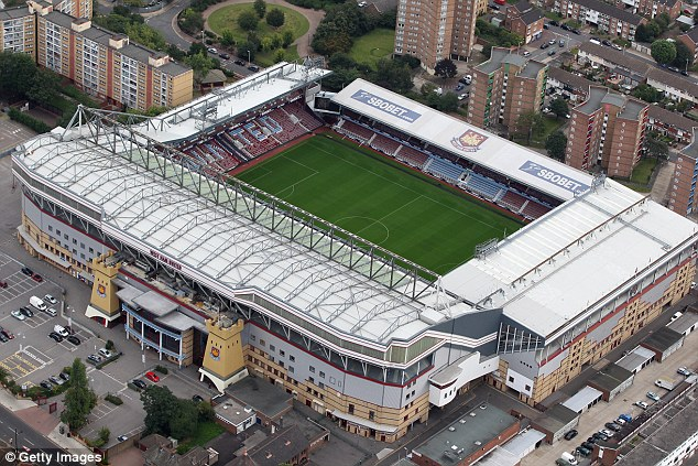 West Ham United have now left Upton Park, pictured, which will have an 'awful' effect on the area, say locals