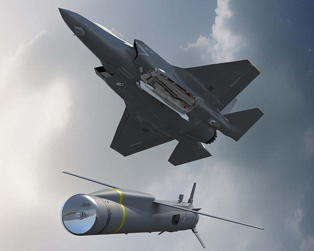 Lethal: Spear 3 will be used with the Lightning stealth fighter